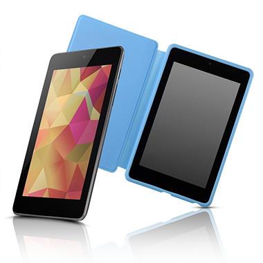 Google Nexus 7 16GB Tablet w/ Case