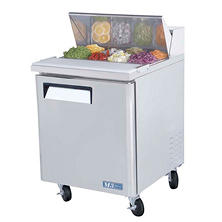 Turbo Air M3 Sandwich Prep Table - 7 cu. ft.