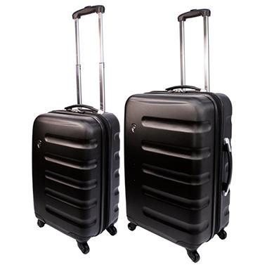 Heys Router 2 pc. Luggage Set - Black