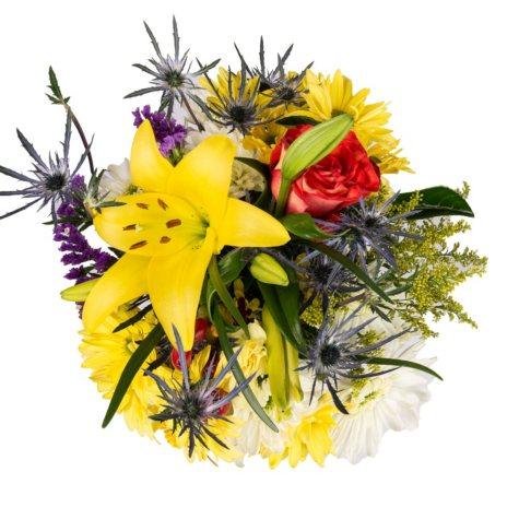 Sunny Daze Mixed Bouquet (10 pk.)