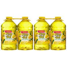 Pine-Sol Multi-Surface Disinfectant, Lemon Scent (100 oz., 4 pk.)