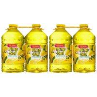 Pine-Sol Multi-Surface Cleaner, Lemon Scent (100 oz., 4 pk.)