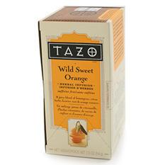 Tazo Tea Bags - Wild Sweet Orange - 24 ct. - 6 pk.