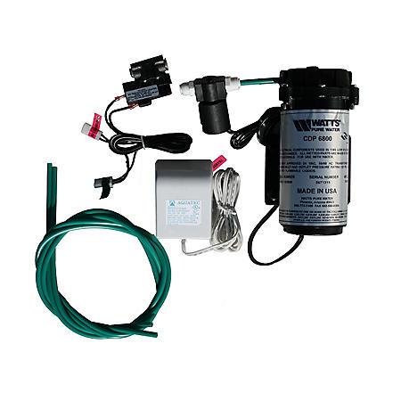 Watts Premier Zero Waste Retro Fit Kit for RO Systems