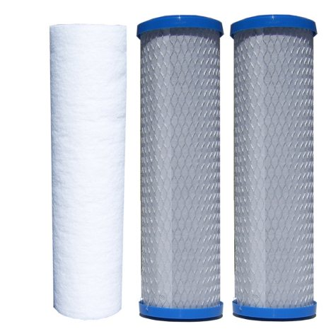 Watts Premier 5-Stage RO Replacement Filter Pack