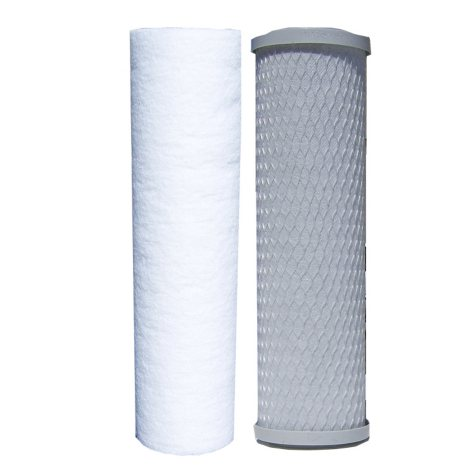 Watts Premier Lead, Cyst and Chemical Replacement Filter 2-pk