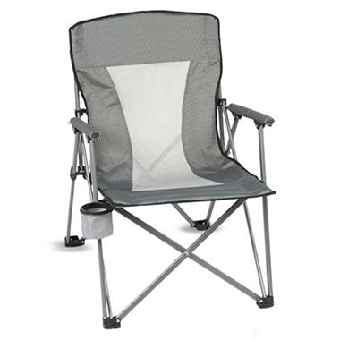 Oversize Arm Chair - Gray