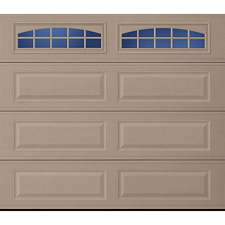 Amarr Lincoln 1000 Series Sandtone Panel Garage Door (Multiple Options)