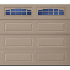 Amarr Stratford 1000 Series Sandtone Panel Garage Door (Multiple Options)