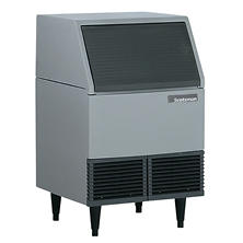 Scotsman 395 lbs. Flake Ice Machine - 85 lbs. Bin Capacity