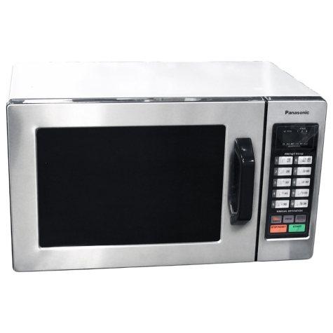 Panasonic Microwave Oven With Programmable Timer - 1,000 Watt