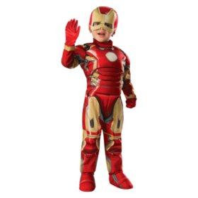 Ironman Avengers 2 Toddler Halloween Costume