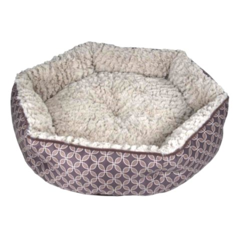 CloudNine Cuddler Pet Bed - Brown