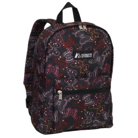 """Everest 15"""" Backpacks - Butterfly - 30 ct."""