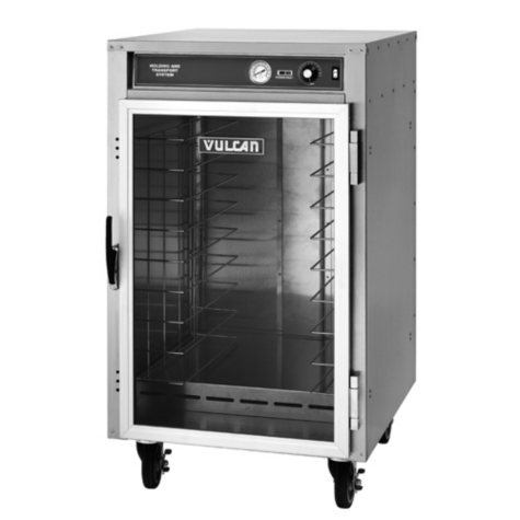 Vulcan VHFA9 9 Pan Non-Insulated Holding and Transport Cabinet