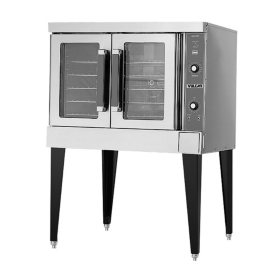 Vulcan VC4ED-9 Single Deck Electric Convection Oven