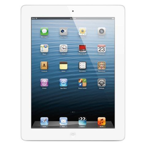 iPad with Retina display Wi-Fi 16GB - White