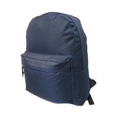 "Bazic 16"" Backpacks - Navy - 40 pk."