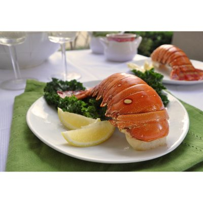 Caribbean Large Lobster Tails (10-12 oz., 10 lbs.)