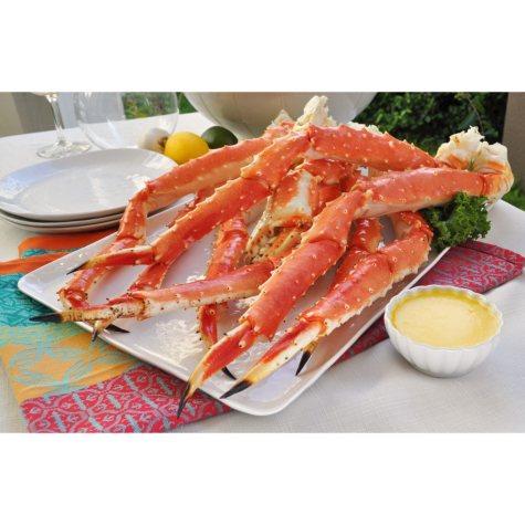 Red King Crab Legs - 9/12 (20 lb. box)