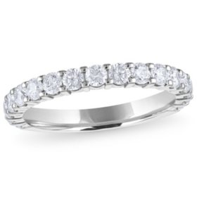 1.00 ct. t.w. 17-Stone Diamond Band in 14K Gold (H-I, I1)