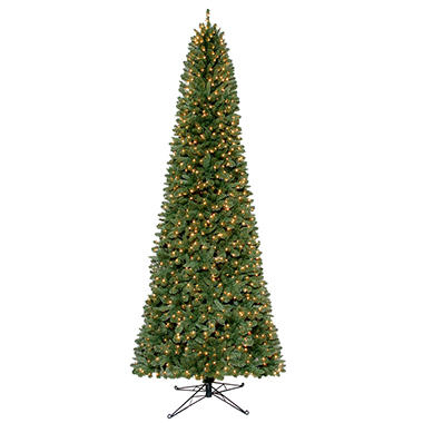 12' Grand Slim Christmas Tree