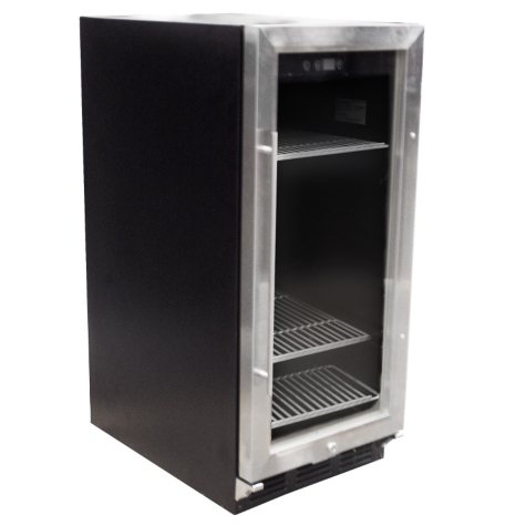 Metalfrio Solutions Super Cooler 3 Shelf Under Counter Fridge