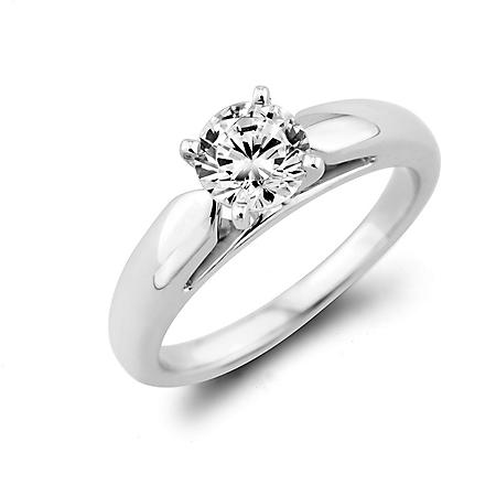 1.95 CT. T.W. Round Diamond Solitaire Ring in 14K Gold (I, I1)