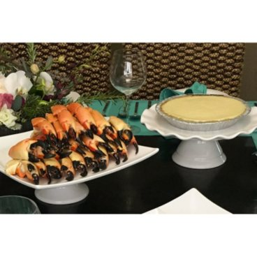 Florida Stone Crabs & Key Lime Pie, Medium (10 lb.)