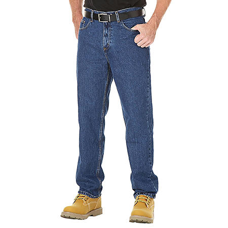 c4a0d5699 Member's Mark Relaxed Fit Medium Wash Blue Jeans - Sam's Club
