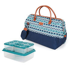 Arctic Zone Insulated Picnic Tote (Assorted Colors)