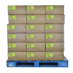 Member's Mark 12 lb. Kraft Paper Bag (500 ct., 54-case pallet)