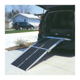 Prairie View Utility Ramp