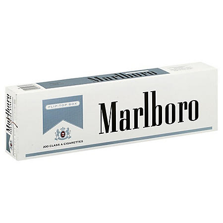 Marlboro Silver King Box (20 ct , 10 pk ) - Sam's Club