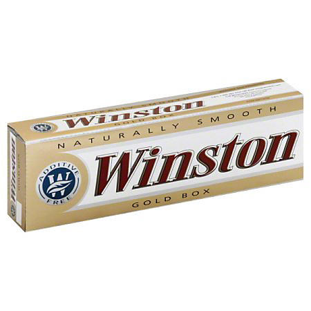 Winston Gold 85 Box (20 ct., 10 pk.)