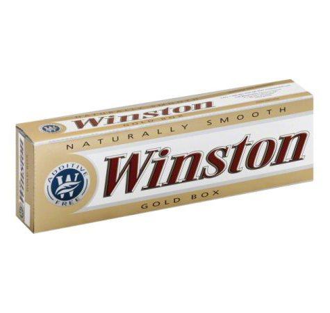 Winston Gold 1 Carton