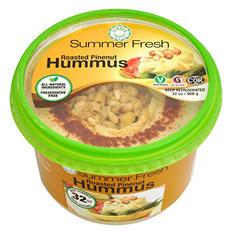 Summer Fresh Roasted Pine Nut Hummus (32 oz.)