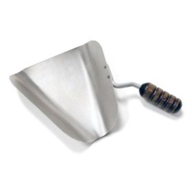 Right Handed Aluminum Popcorn Scoop - 1 oz.