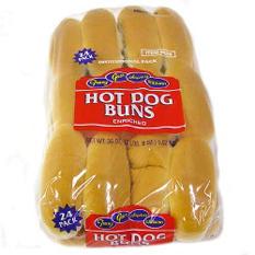 Gais Hot Dog Buns  (24 ct.)