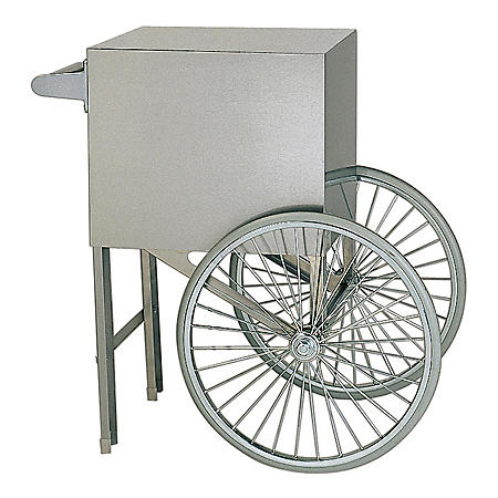 Gold Medal® 2659STS Stainless Steel Popcorn Cart