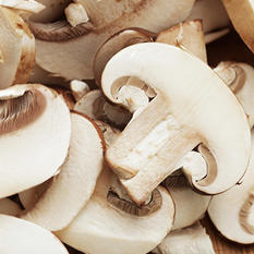 Sliced Mushrooms (10 lb. bulk case)