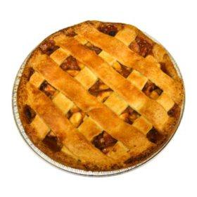 "Case Sale: 12"" Apple Lattice Pie (68 oz., 8 ct.)"