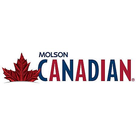 Molson Canadian Lager Beer (12 fl. oz. bottle, 28 pk.)