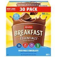 Carnation Breakfast Essentials Nutritional Drink Mix, Chocolate (30 ct.)
