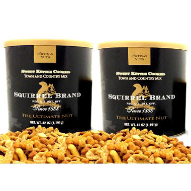 Sweet Kettle Cooked Town & Country Mix - 2 pk - 42oz cans