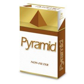 Pyramid Non-Filter Kings Box (20 ct , 10 pk ) - Sam's Club