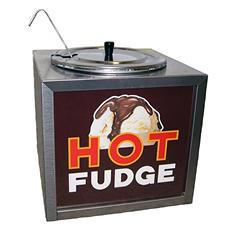 Gold Medal Hot Fudge Warmer