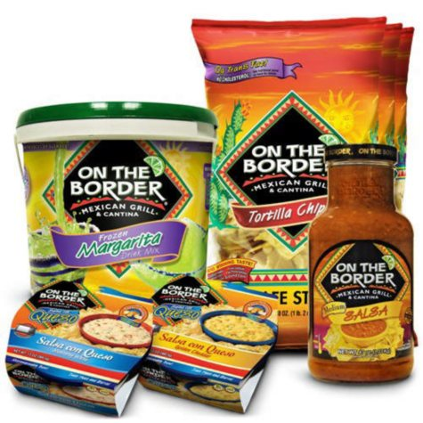 On The Border® Party Pack
