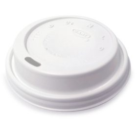 Gold Medal Insulated Paper Cup Plastic Lids, 12 oz. (1,000 ct.)