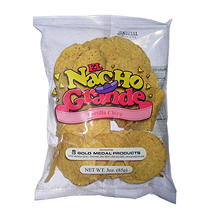 Gold Medal El Grande Nacho Chips 3 oz. (48 ct.)